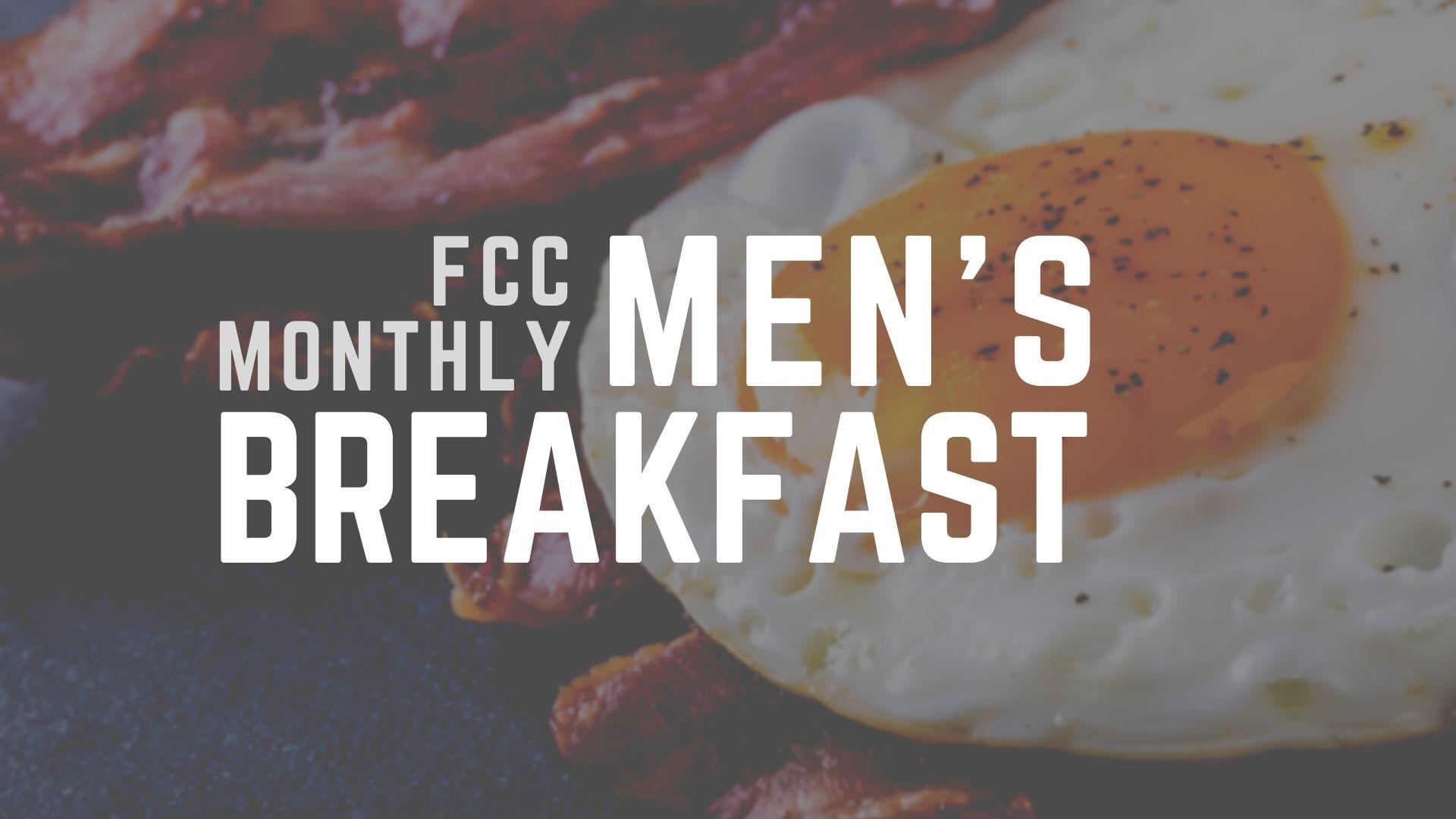 May Men's Breakfast